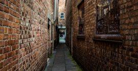 narrow walls