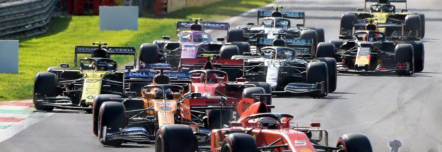 F1 qualifying, Italy 2019